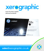 HP Genuine LaserJet Printer High Volume Print Cartridge Black - C3903A