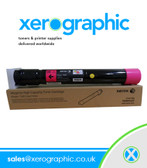 Genuine Xerox Magenta Toner Cartridge Phaser 7500 Color Printer 106R01434