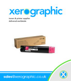 Phaser 6700 Genuine Xerox High Capacity Magenta Toner Cartridge 106R01508