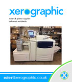 Xerox Docucolor 700 Professional Printing Machine Fantastic Condition With External Fiery Controller With 2.4M on the Meter