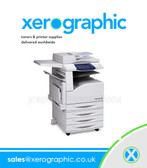 Xerox WorkCentre 7132 Color Copier Printer - WC7132 30k