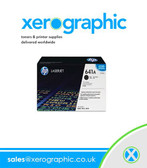 641A HP Genuine Black Print Cartridge Laserjet 4600 4610 4650 C9720A