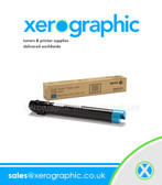 Xerox 7425, 7428, 7435, Genuine Cyan Toner Cartridge - 006R01394
