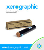 Xerox Phaser 7760 Genuine Cyan Toner  Cartridge 106R01160