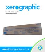 Genuine Konica Minolta Cyan Toner Cartridge Bizhub C452 C552 C652 TN613C (A0TM450) TN-613C