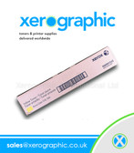 Xerox 550 560 Digital Color Press Genuine DMO Yellow Toner Cartridge - 006R01530 6R1530
