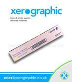 Xerox 550 560 Digital Color Press Genuine DMO Yellow Toner Cartridge - 006R01530 6R1530