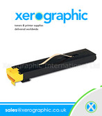 Xerox DocuColor 240, 250, 242, 252, 260, WorckCentre 7655,7665,7675 Genuine Yellow Toner Cartridge - 006R01406