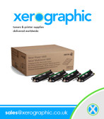 Xerox Genuine Imaging CYMK Drum Cartridge 108R01121 676K20420