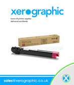 Xerox WorkCentre 7425, 7428, 7435, Genuine Magenta Toner Cartridge - 006R01401