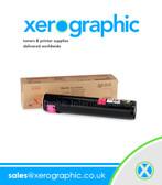 Xerox Color Printer Phaser 7750 Magenta Toner Cartridge - 106R00654 106R654