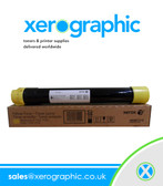 Xerox 7525 7530 7535 7545 7556 Genuine (Page Pack) Yellow Toner Cartridge 006R01510