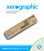 Xerox DocuColor 7000, 7000AP, 8000, 8000AP, Genuine Cyan Toner Cartridge - 006R90347