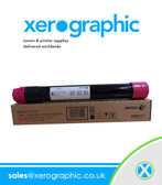 Xerox 7525 7530 7535 7545 7556 Genuine (Page Pack) Magenta Toner 006R01511