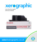 Canon C-EXV3 CEXV3 Genuine Toner Cartridge - 6647A002AB