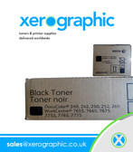 Xerox DocuColor 240 242 250 252 260 WorkCentre 7655 7665 7675 7755 Genuine Twin Pack Black Toner Cartridge 006R01449 6R1449