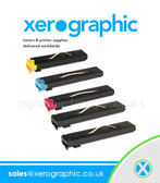 Xerox Genuine Full Toner Set +1 Black CMYKK 006R01224 006R01225 006R01226 006R01449 DC 240 242 250 252 260 WorkCentre 7655 7665 7675 7755 7765 7775