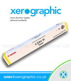 Canon Genuine Yellow Toner Cartridge C-EXV 31 2804B002AA C7055 / C7065