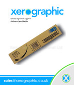 Xerox 700i,700, J75, C75, Digital Color Press, 006R01376 Genuine Cyan Toner Cartridge - 6R1376