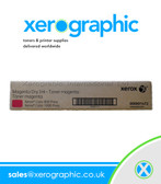 Xerox 800 1000 Color Press Genuine Magenta Dry Ink Toner Cartridge - 006R01472