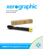 Xerox WorkCentre 7425, 7428, 7435, Genuine Yellow Toner Cartridge - 006R01392