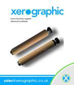 Xerox WCP4110/4112, Genuine Set Of Fuser Roll and Pressure Roll 059K59950 604K67480 + 059K37001