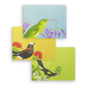 """Native Hawaiian Birds & Plants"" Series"