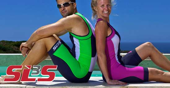 SLS FX Race Triathlon Suits