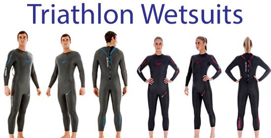 Speedo Triathlon Wetsuits - great prices and wide range