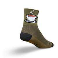 The Sock Guy - Java cycling Sock