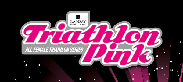 Triathlon Pink - Beginning Triathlons for women of all ages