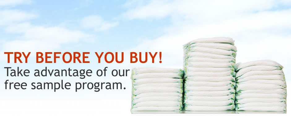 Free Samples of Adult Diapers in Canada | Age Comfort