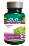 QUEST VITAMIN D 1000 IU 90 TABS