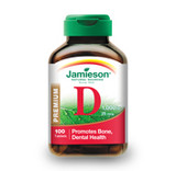 JAMIESON VITAMIN D 1000 IU 100 TABLETS