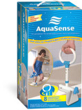 AQUASENSE MULTI ADJUST BATH SAFETY RAIL