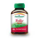 JAMIESON FOLIC ACID 1000MCG AND 1 MG 100 TABLETS