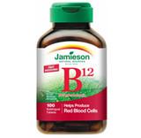 JAMIESON VITAMIN B12 1000MCG FAST DISSOLVING SUBLINGUAL 100