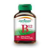 JAMIESON VITAMIN B12 100 MCG 100 TABLETS