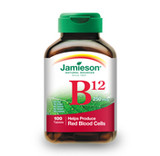 JAMIESON VITAMIN B12 250 MCG 100 TABLETS