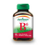 JAMIESON VITAMIN B6 250 MG 100 TABLETS