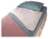 "QUILTED UNDERPAD 34"" X 36"""