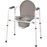 AMG HOME CARE COMMODE