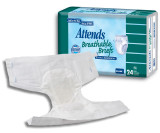 Attends Extra Absorbent Breathable Briefs
