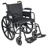 """Drive Medical 18"""" Cirrus IV Wheelchair"""
