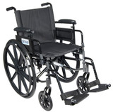 "Drive Medical 20"" Cirrus IV Wheelchair"