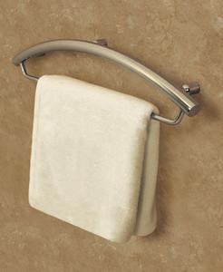 Towel Bar with Integrated Grab Bar