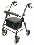 BIOS ROLLATOR WITH 8 IN. WHEELS