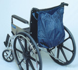 DENIM CARRY ALL FOR WHEELCHAIRS