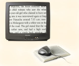 ESSENTIAL TV READER ELECTRONIC SCREEN MAGNIFIER CCTVS