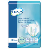 TENA STRETCH BRIEFS SUPER